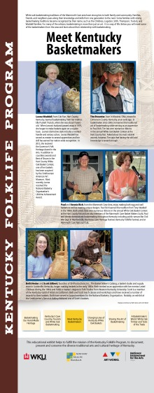 Meet Kentucky Basketmakers