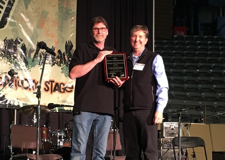 Ray and Brent award(1)